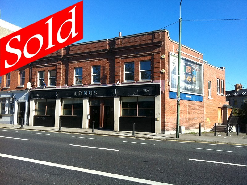 Commercial Porperty Longs Pub Sold