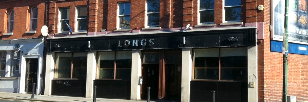 Longs, Donnybrook, Dublin 4. Excellent Commercial Property  Investment Opportunity