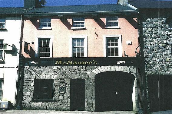 McNamees Loughrea Galway