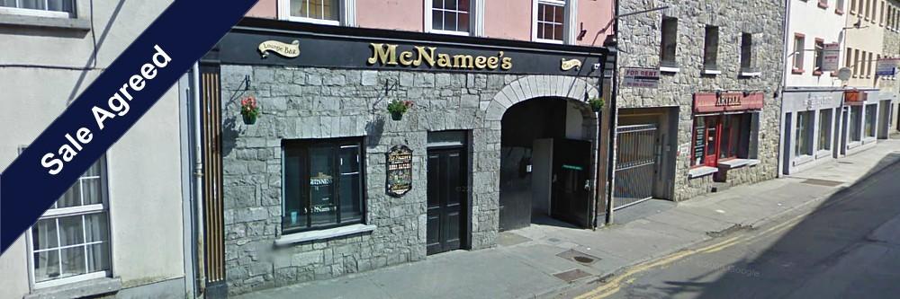 McNamees Pub sold