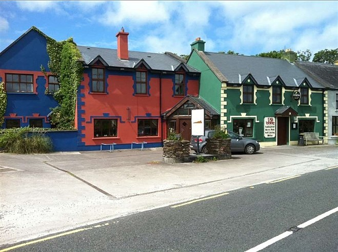 Pubs For Sale Kerry Tic Bhric Ballyferriter