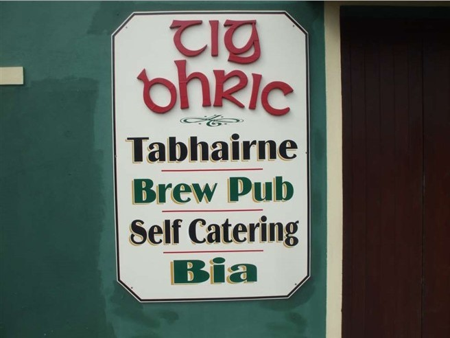 Pubs For Sale Kerry Tic Bhric Pub B and B