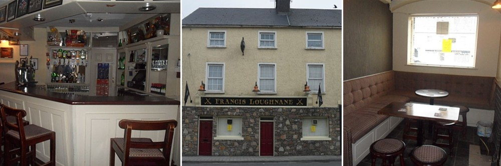 francis loughnane pub for sale roscrea co.tipperary