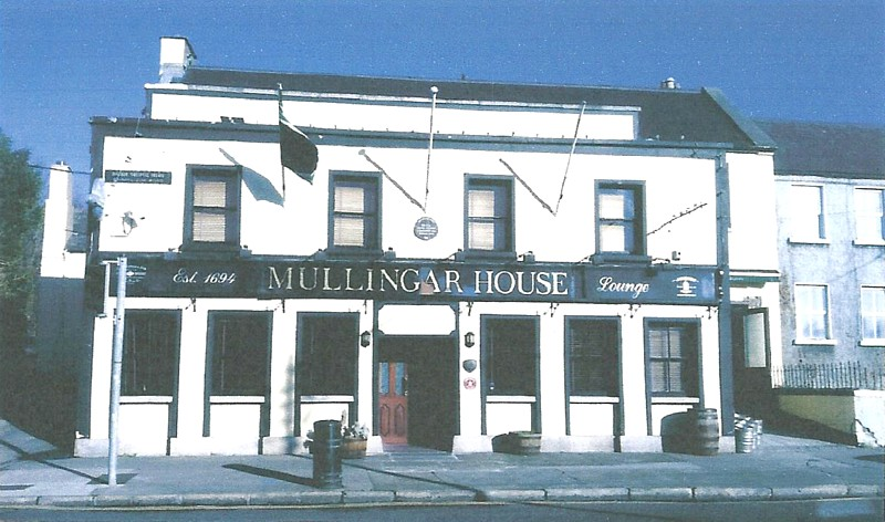 Mullingar House Pub for Sale Dublin 20