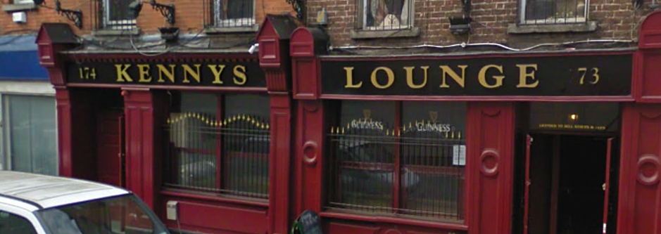 Kennys Lounge Bar Dublin 8