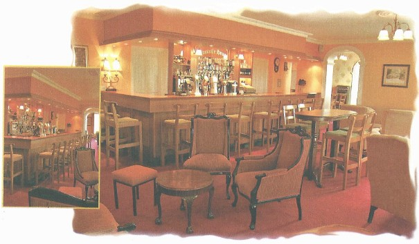 Lumville House Pub for sale - lounge bar