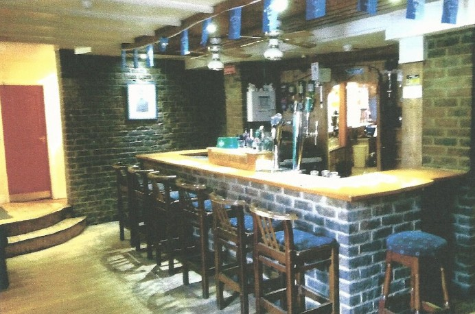 Garristown Inn Bar