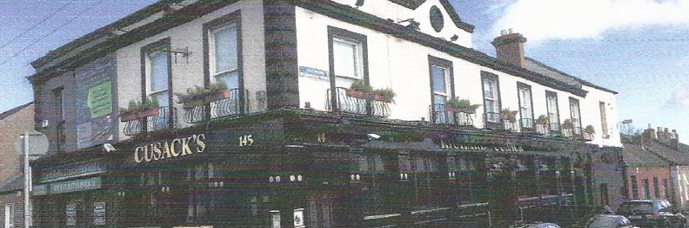 Cusacks Pub Auction Dublin