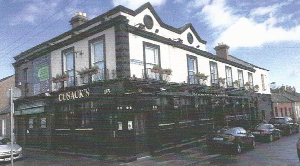 Cusacks Pub For Sale Dublin