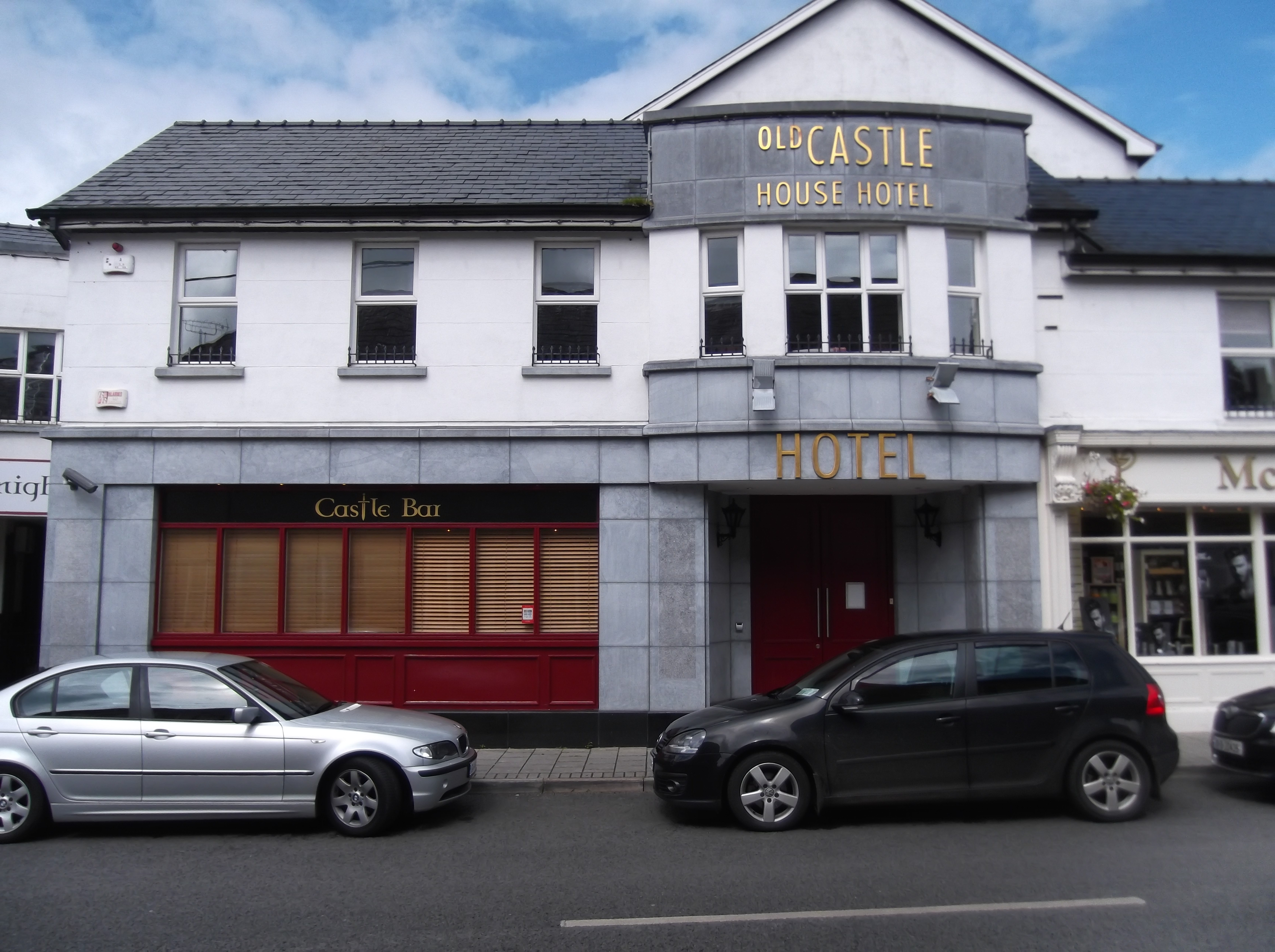 Old Castle House Hotel to Let