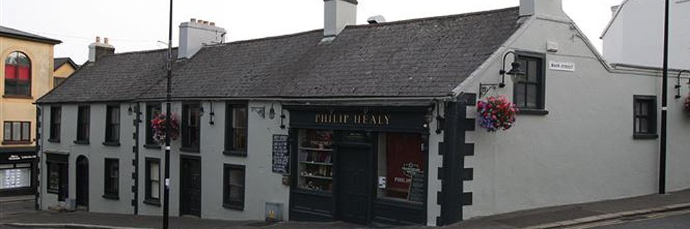 Philip Healy's', Fitzwilliam Square, Wicklow Town