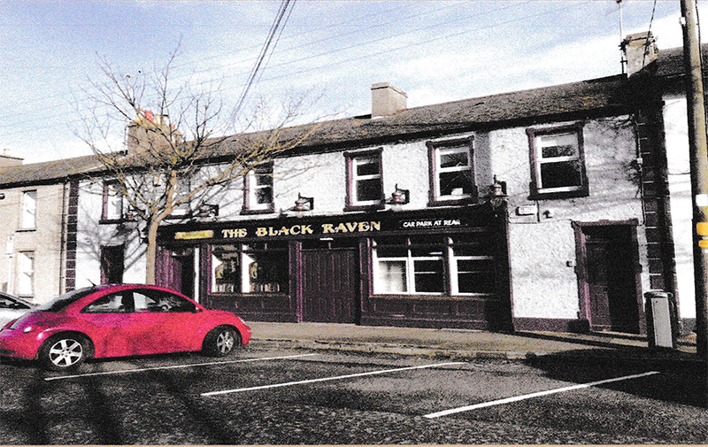 The Black Raven, Church Street, Skerries, Co. Dublin