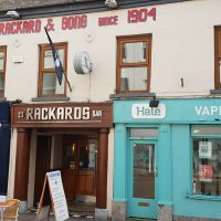 Rackards,23 Rafter Street, Enniscorthy. Co. Wexford