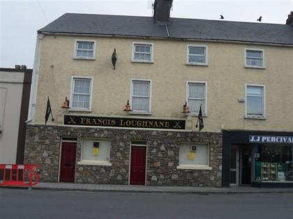 Francis Loughnane Pub Roscrea Tipperary