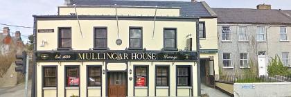 Mullingar House Pub for Sale