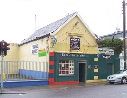 Sportsfield Bar Tralee
