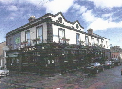 Cusacks Pub For Sale Dublin