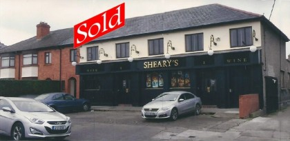 Shearys pub sold