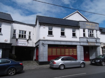 Old Castle House Hotel and Pub to Let