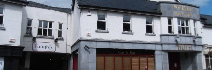Old Castle House Hotel and Pub to Let Co Meath