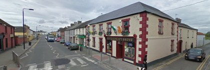 Feighery's Bar for sale in Kilcormac Co Offaly