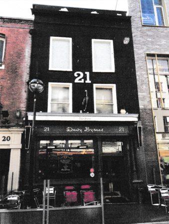 Davy Byrnes, 21 Duke Street, Dublin