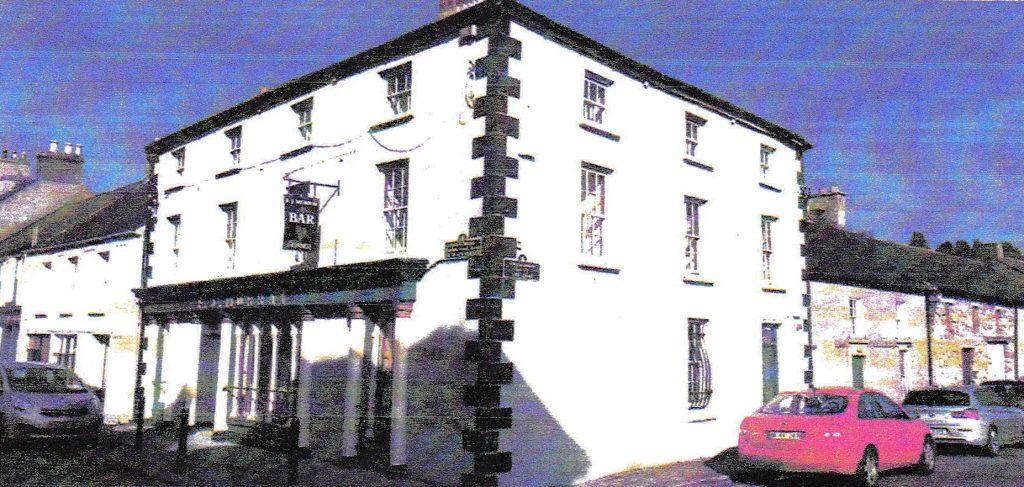 F.J. Murray's Licensed Premises, Graignamanagh, Co. Kilkenny.
