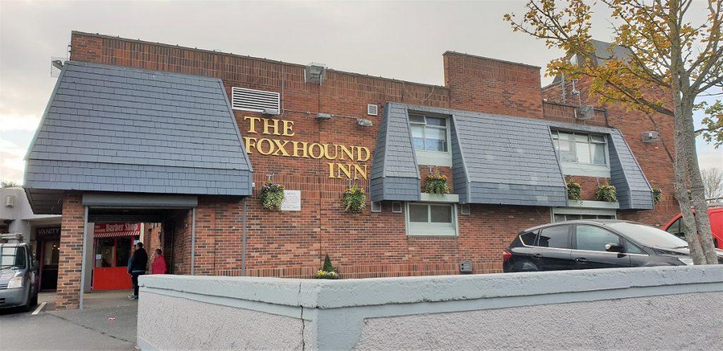 the foxhound inn