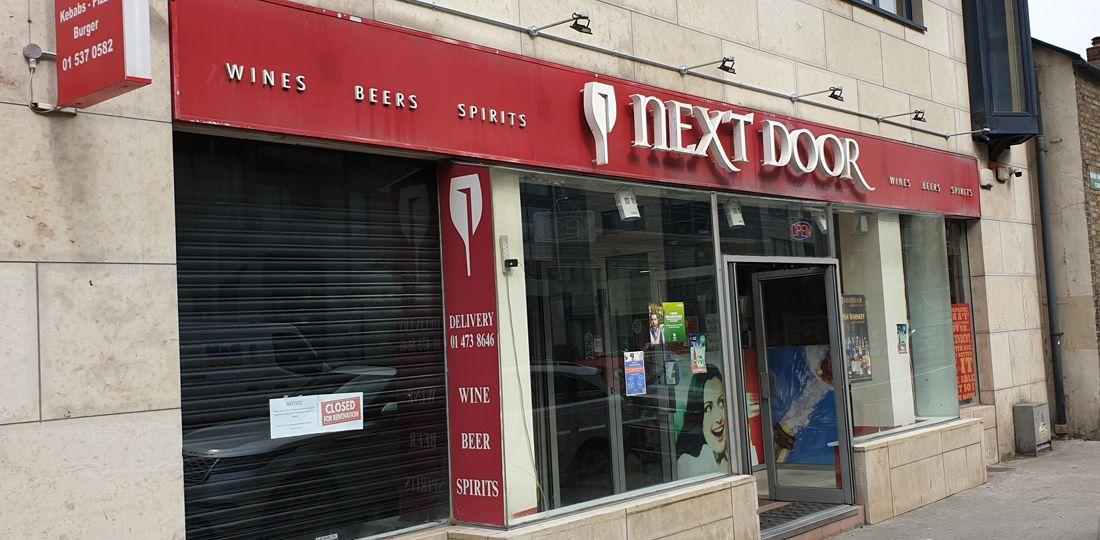 Next Door, 73 Cork Street, Dublin 8 Brochure